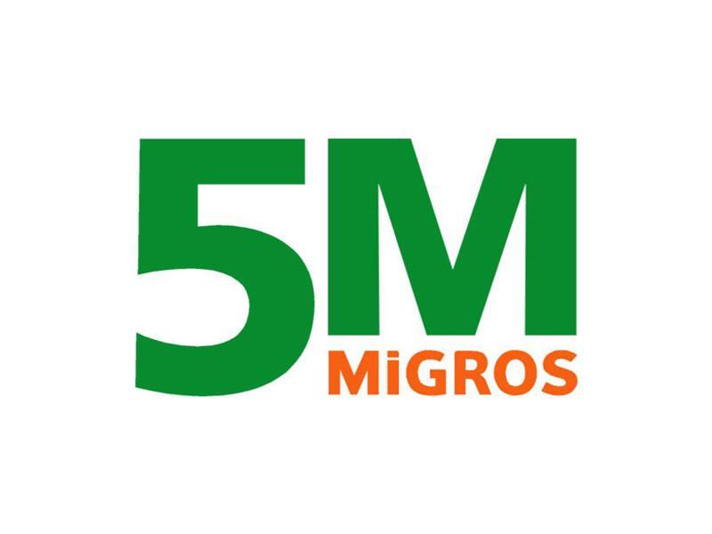 Antalya 5M Migros AVM tanıtım günü