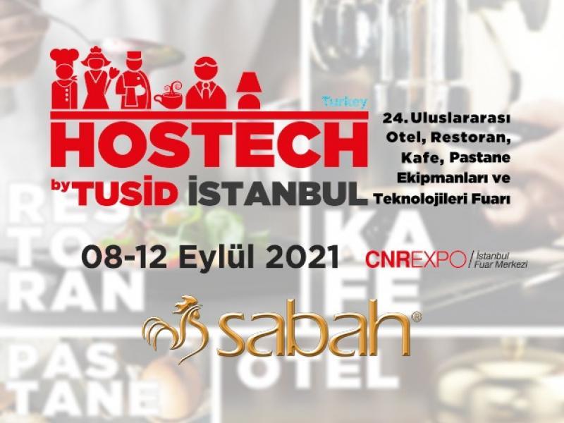 24. Uluslararası Otel, Restoran, Kafe, Pastane Ekipmaları ve Teknolojileri Fuarı